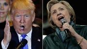 Bà Hillary dẫn trước ông Trump 5 điểm