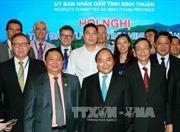 Ninh Thuận cần cam kết cụ thể tạo niềm tin, khích lệ nhà đầu tư