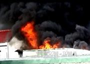Kịp thời dập tắt đám cháy tại Khách sạn The Vissai Ninh Bình