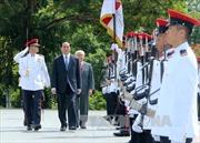 Tuyên bố báo chí Việt Nam - Singapore