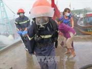 Việt Nam phối hợp với Trung Quốc tiếp nhận ngư dân gặp nạn