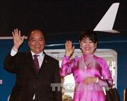 Thủ tướng Nguyễn Xuân Phúc kết thúc chuyến dự Hội nghị ASEAN