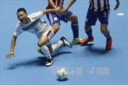 Có 3 điểm ở Futsal World Cup đã là thành công