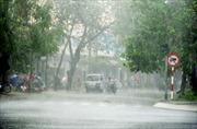 Hà Nội có mưa rào và dông vài nơi