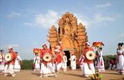 Nhiều hoạt động trong lễ hội Katê 2016