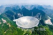 Trung Quốc thử nghiệm kính viễn vọng lớn nhất thế giới