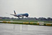 Vietnam Airlines điều chỉnh bay do ảnh hưởng của bão Megi
