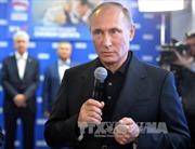 Nga bác cáo buộc giới thân cận Tổng thống Putin làm giàu bất chính