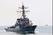 Tàu khu trục Mỹ tới luyện tập chung với Hải quân Việt Nam