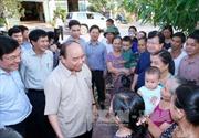 Thủ tướng thăm hỏi bà con tái định cư dự án Thủy điện Sơn La
