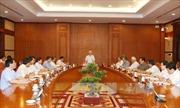 Thông báo cuộc họp Thường trực Ban Chỉ đạo TQ về phòng, chống tham nhũng