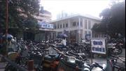 Lùi thời điểm đóng cửa bãi giữ xe Bệnh viện Bạch Mai