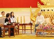 Chủ tịch Quốc hội kết thúc chuyến thăm Lào, Campuchia, Myanmar