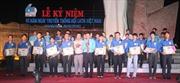 Tân Hiệp Phát đồng hành cùng Hội Liên hiệp Thanh niên Việt Nam