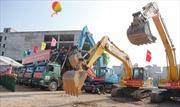 Hà Nội khởi công dự án mở rộng đường Tam Trinh