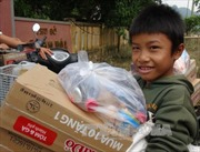 Nhiều cơ quan, tổ chức, cá nhân quyên góp ủng hộ đồng bào miền Trung