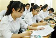 Trường phổ thông tìm hướng học theo phương án thi 2017
