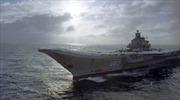 NATO lo cụm tàu sân bay Nga tham gia tấn công tại Aleppo