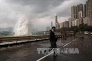 Bão Haima đổ bộ miền Nam Trung Quốc