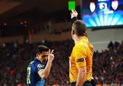Thẻ xanh - tôn vinh các giá trị đẹp trong bóng đá