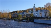 Thị trấn Plios, danh họa Levitan và mùa thu vàng nước Nga