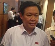 Phó Thủ tướng Chính phủ Vương Đình Huệ: Dứt khoát không nới trần nợ công