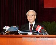 Tổng Bí thư dự lễ kỷ niệm 20 năm thành lập Hội đồng Lý luận Trung ương
