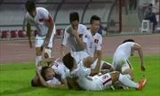 U19 Việt Nam đi vào lịch sử với vé dự World Cup 2017