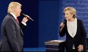 Bất ngờ ông Trump vượt lên dẫn trước bà Hillary