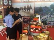 Khai mạc hội chợ và tuần lễ văn hóa cà phê Việt