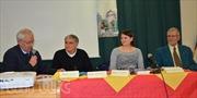 Quyên góp ủng hộ nạn nhân chất độc da cam tại Làng hữu nghị Vân Canh