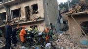 Nổ tòa nhà tại Trung Quốc: Hơn 100 người thương vong