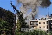 Ngoại trưởng Nga, Mỹ tìm cách giải quyết khủng hoảng tại Aleppo