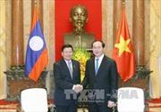 Chủ tịch nước tiếp Thủ tướng Lào Thongloun Sisoulith