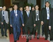 Thủ tướng Nguyễn Xuân Phúc tham dự WEF về khu vực Mekong 2016