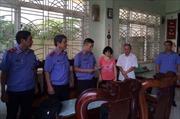 Bắt tạm giam nguyên Chi cục trưởng Chi cục Thi hành án dân sự huyện