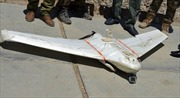 Vũ khí điện tử Mỹ bắn hạ máy bay không người lái của IS