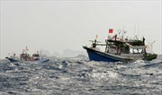 Tàu cá Đài Loan cháy ngoài khơi biển Nhật Bản