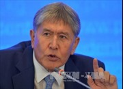 Chính phủ Kyrgyzstan từ chức