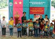 Nâng cánh ước mơ cho học sinh nghèo vùng biên