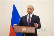 Tổng thống Nga bác thông tin can thiệp bầu cử Mỹ
