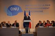 Việt Nam dự Hội nghị gìn giữ hòa bình trong môi trường Pháp ngữ