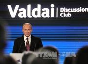 """""""Nga không tìm cách thống trị thế giới hay mở rộng lãnh thổ"""""""