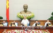 Thủ tướng: Tạo sức bật, quyết tâm đạt mục tiêu tăng trưởng kinh tế 2016