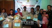 Phú Yên thăm, tặng quà ngư dân gặp nạn