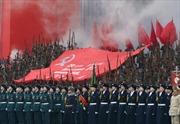 Hoành tráng lễ diễu binh kỷ niệm Cách mạng tháng Mười Nga