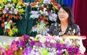 Phó Chủ tịch nước Đặng Thị Ngọc Thịnh dự Ngày Đại đoàn kết toàn dân