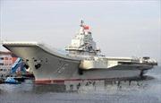 Trung Quốc: Tàu sân bay Liêu Ninh đã sẵn sàng chiến đấu