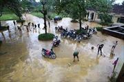 Vừa khắc phục hậu quả lũ, vừa đón ngày Nhà giáo Việt Nam