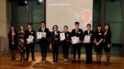 """Sinh viên Việt tại Anh với cuộc thi """"ICAEW-Chiến lược kinh doanh 2016"""""""